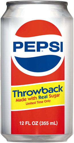 I Was Going To Say Something About How The Font And Logo Were Abandoned In Early 90s But Then Stumbled Across New Old Pepsi Throwback
